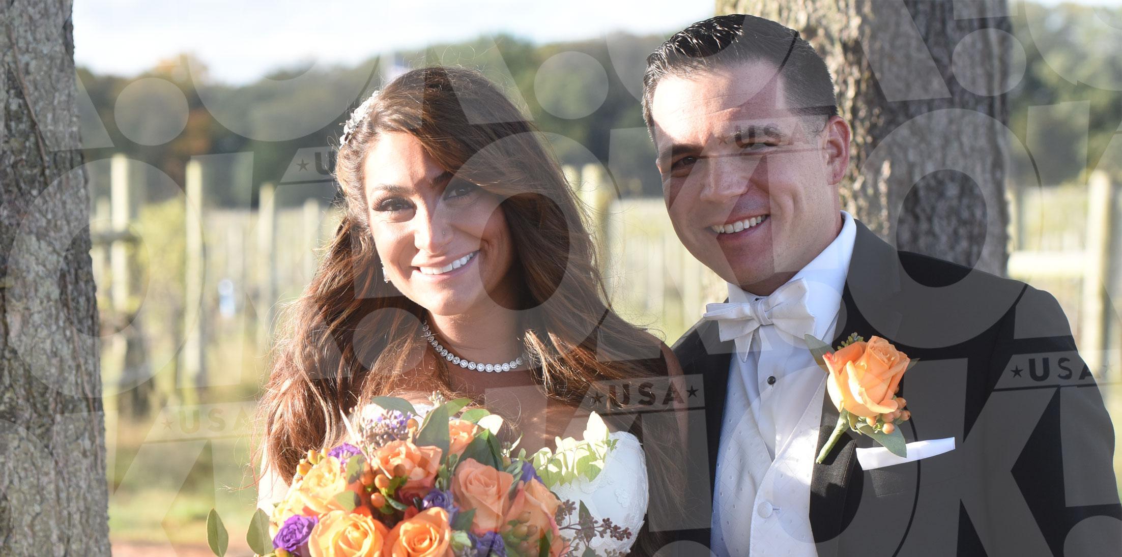 deena cortese wedding pics rustic fall theme hero