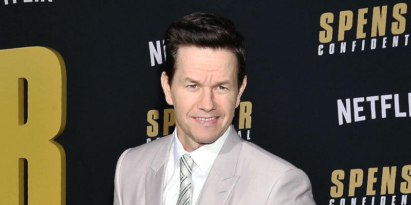 Mark Wahlberg Moons The Camera In Workout Video