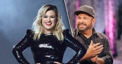 Kelly Clarkson Says Garth Brooks Hit Is Helping Her Cope Through Divorce