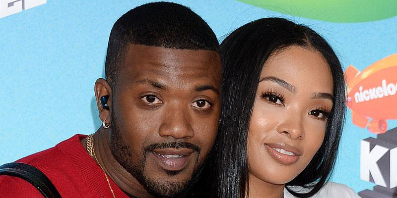 Ray J Spotted Without Wedding Ring In Los Angeles