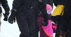 Mariah Carey hit the slopes in Aspen **NO DAILY MAIL SALES**