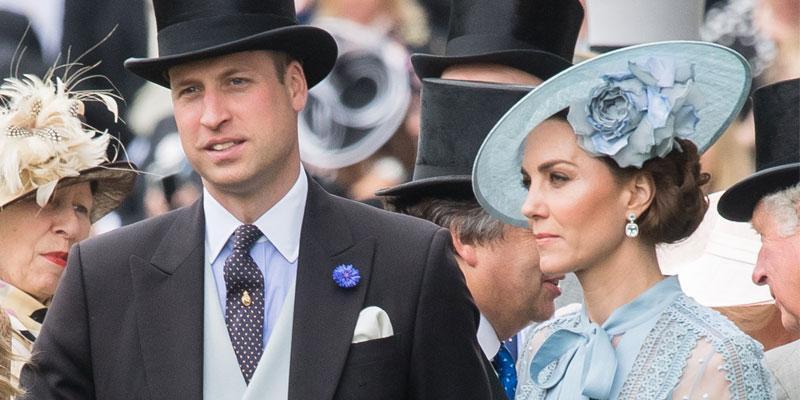 //Kate Middleton Prince William Run Over Elderly Woman PP