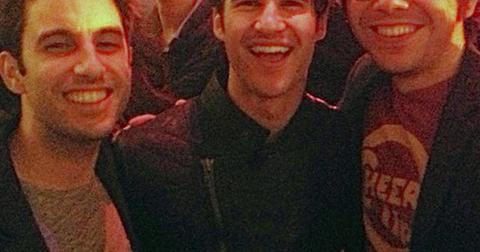 Darren criss a great big world