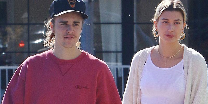 Justin Bieber And Hailey Baldwin Walking Worried Selena Gomez New Song