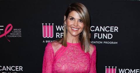 Lori Loughlin at the The Women's Cancer Research Fund Gala