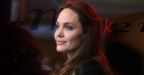 Angelina Jolie Dating Handsome Men After Divorcing Brad Pitt
