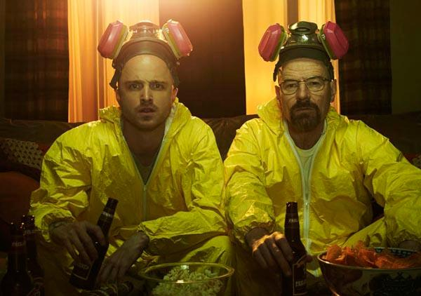 Breaking bad emmy nominations 2013