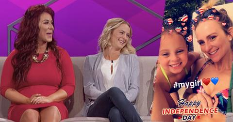 Teen Mom Fourth Of July Pics PP