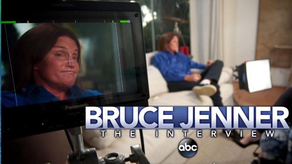 Bruce jenner transgender interview