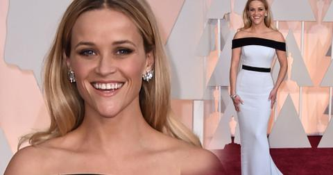 Reese witherspoon 2015 oscars arrivals