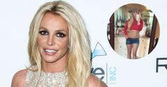 britney spears instagram fashion