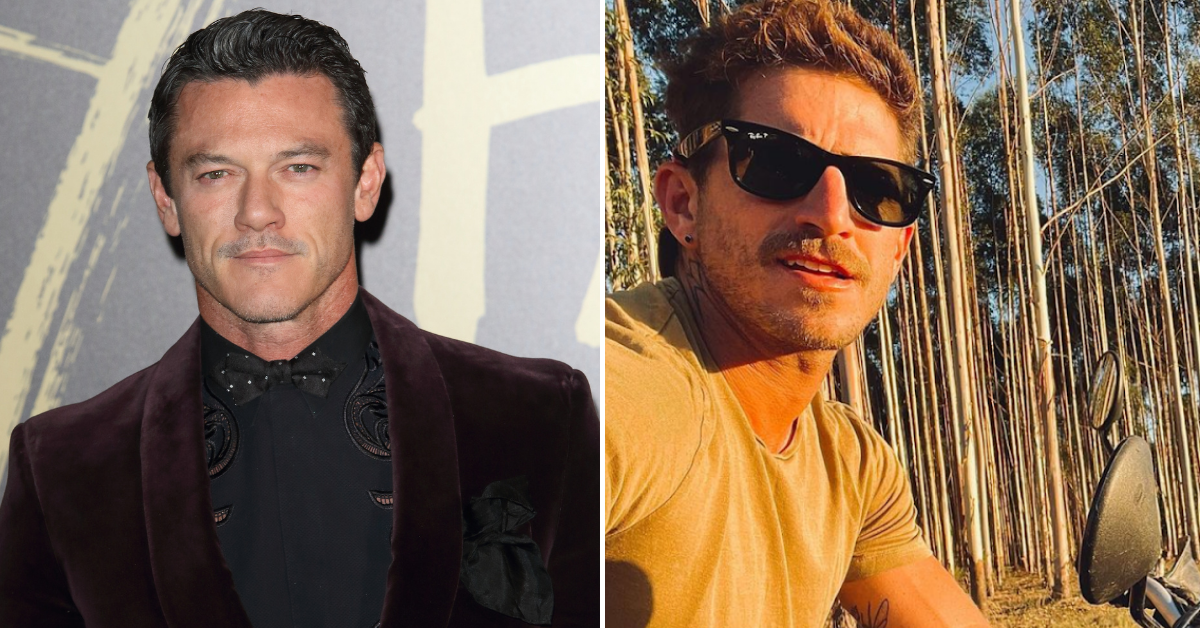 'Relationships Are Hard': Luke Evans & Rafael Olarra Split After Nearly 1 Year Of Dating