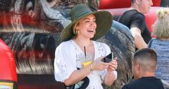 Hilary Duff At Farmer's Market