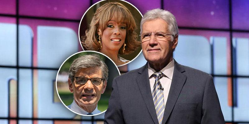 'Jeopardy!' May See Rotating Hosts: George Stephanopoulos And More