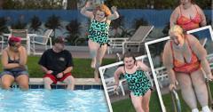 Mama june family hotel pool 10
