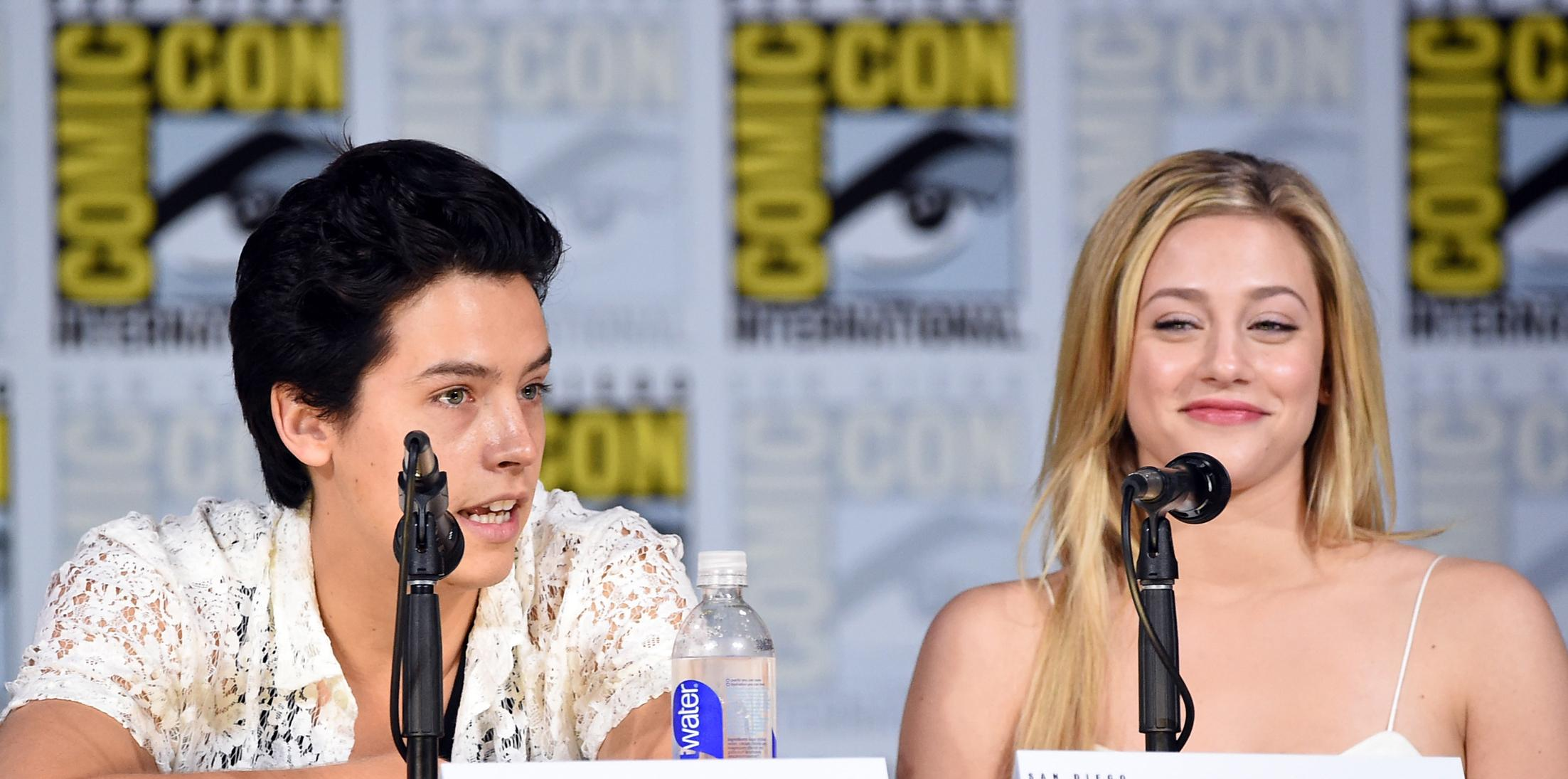 """Comic Con International 2017 – """"Riverdale"""" Special Video Presentation And Q+A"""