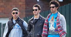 Jonas brothers reunion filming photos
