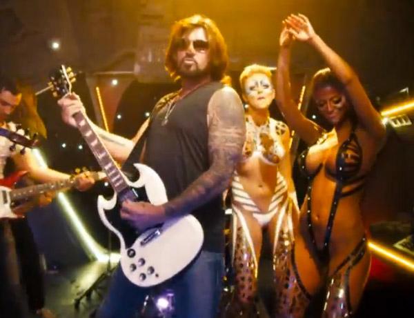 Billy Ray Cyrus Buck 22 Music Video