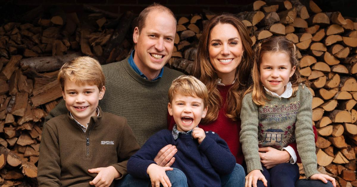 A Very Special Day': Inside Prince Louis' Third Birthday