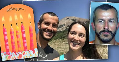 Inside B-Day Card Killer Chris Watts' Sent To Mistress Nichol Kessinger