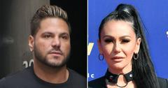 Ronnie Slams Fake JWOWW pp