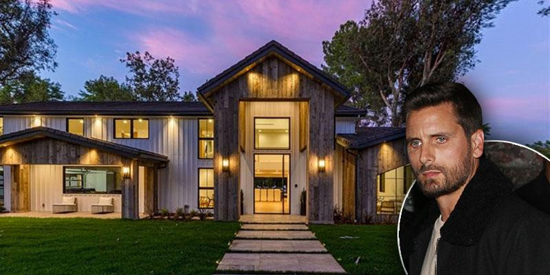 Scott Disick Sells Home in Hidden Hills