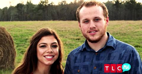 Josiah duggar wife lauren racy pic pregnancy rumors pp