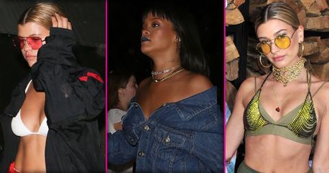 Coachella 2017 Celebrities Fashion Photos Long