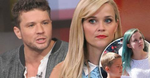Reese witherspoon ryan phillippe custody battle
