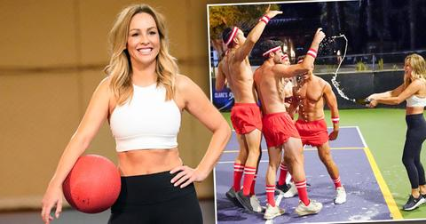The Bachelorette Clare Crawley, With Dodge Ball, Fires Back At Critics For Dodge Ball Segmant