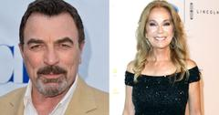Kathie lee gifford makes out tom selleck 1