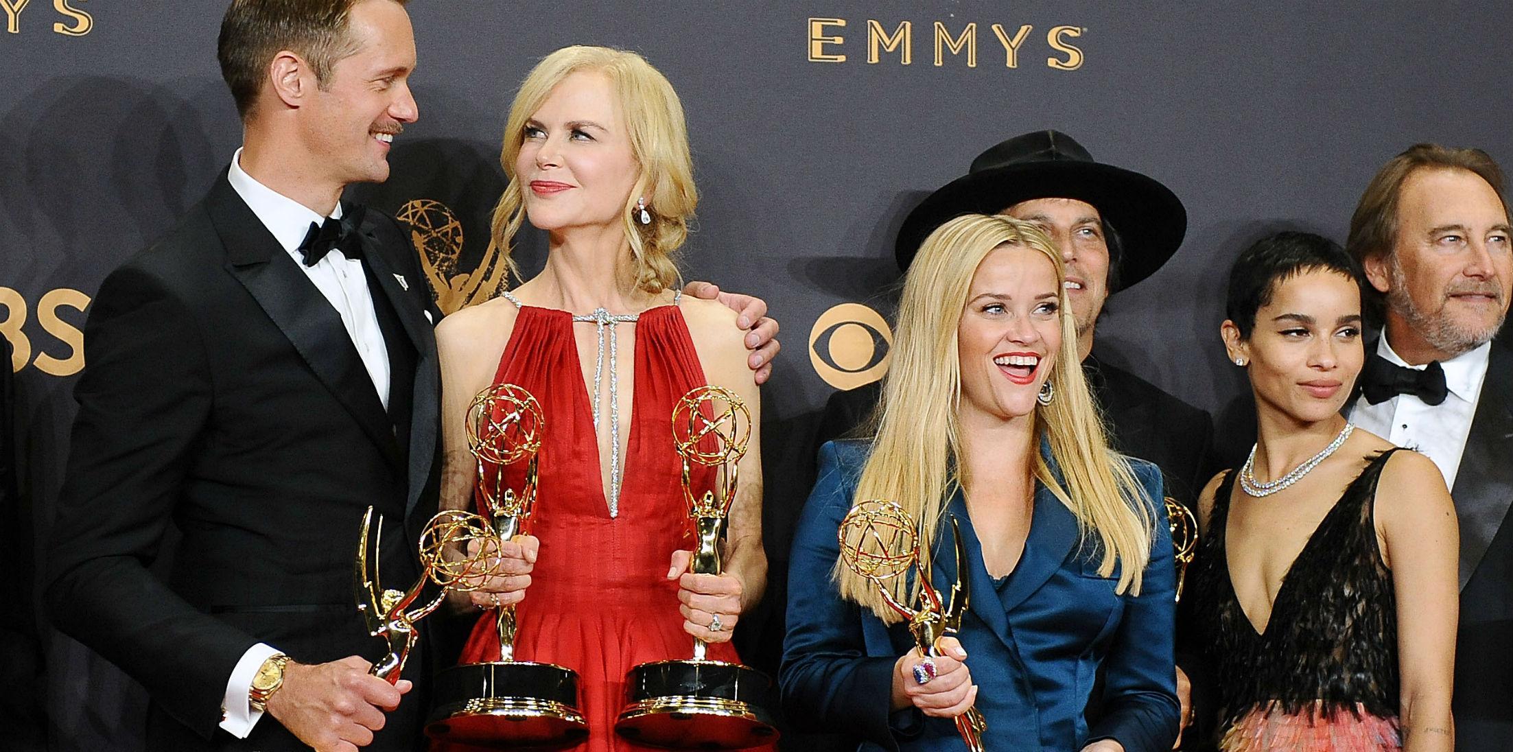 Reese Witherspoon Nicole Kidman Zoe Kravitz Return Big Little Lies Season 2 hero