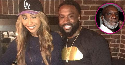 Cynthia bailey divorce peter thomas nigerian boxer new man boyfriend dating hero