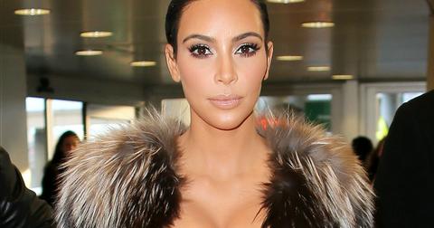 Kim kardashian pp