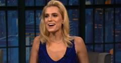 Allison williams hard time promoting get out 1