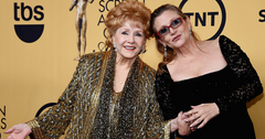 Debbie reynolds carrie fisher death update