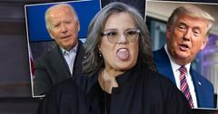 Rosie O'Donnell May Get Kennedy Center Honor From Joe Biden