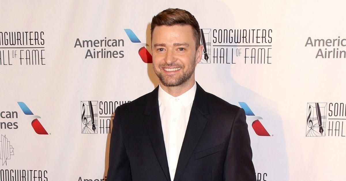 justin timberlake first photo son phineas fathers day