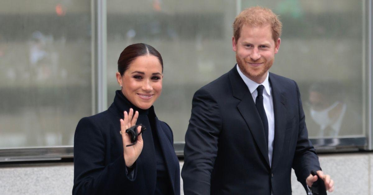 meghan markle prince harry overjoyed overwhelmed welcoming daughter lilibet open letter paid family leave