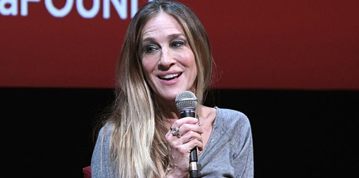 Sarah jessica parker here and now sag convo pics