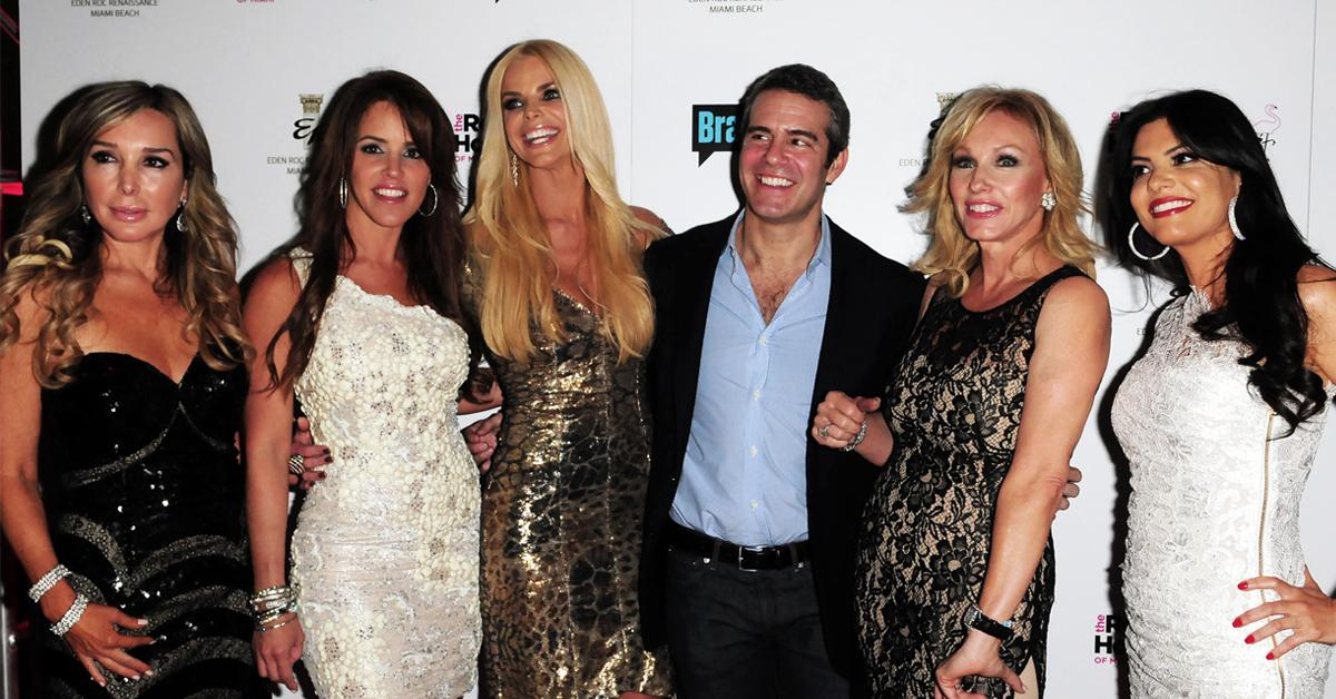 The Rumors Are True! 'Real Housewives Of Miami' In Development At Peacock, Andy Cohen Executive Producing