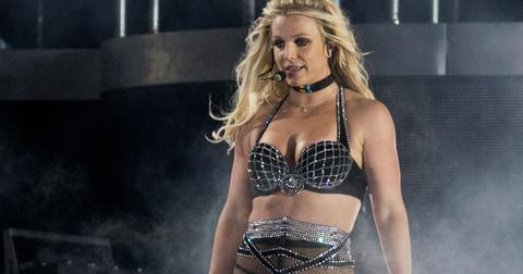Britney Spears residency cancelled