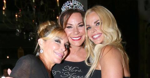 EXCLUSIVE: Luann de Lesseps celebrates her bachelorette at Coya Miami in Miami