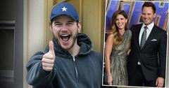 Chris Pratt's wife Katherine Schwarzenneger Gives Birth To Baby Girl