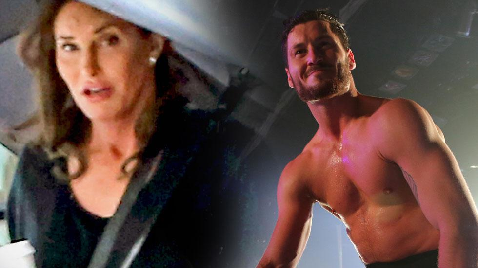 Val chmerkovskiy caitlyn jenner dancing with the stars 01 SPL