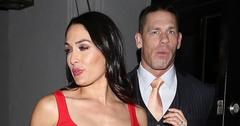 Nikki bella john cena hooking up? main