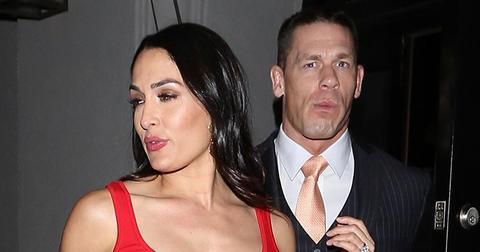 Nikki bella john cena hooking up? main