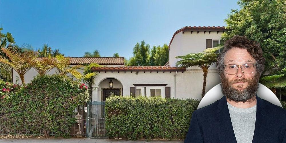 Actor Seth Rogen Sells West Hollywood Mansion For $2 Million: Photos