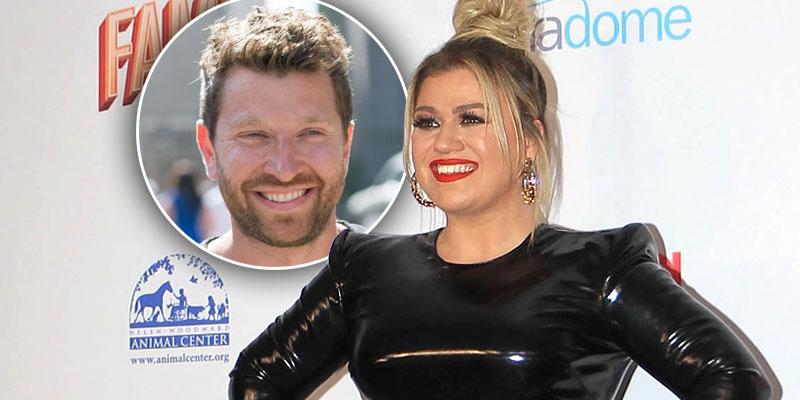 Kelly Clarkson 'Swooning' Over Brett Eldredge, Says Source