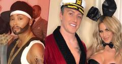 RHOA Finale Cast Halloween Costumes Pics Long